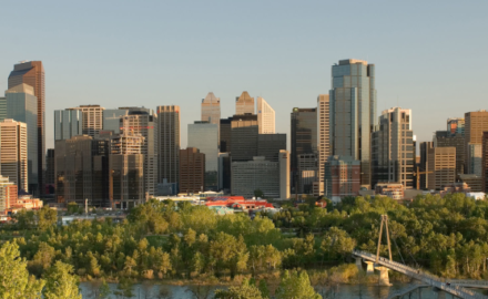 Calgary Invests in Wastewater Plant Development