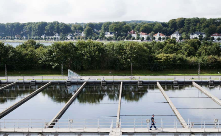 Wastewater Energy to Power Drinking Water Distribution
