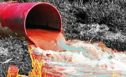 Textile Industry, One of the Causes of Water Pollution