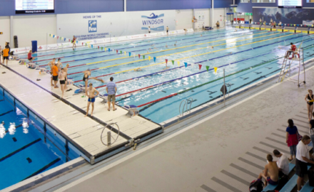 Heating and Cooling Windsor's Aquatic Centre with Recycled Wastewater